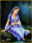 Radha longing